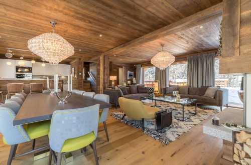 Chalet individuel MEGEVE  -  ref 127372 (picture 2)